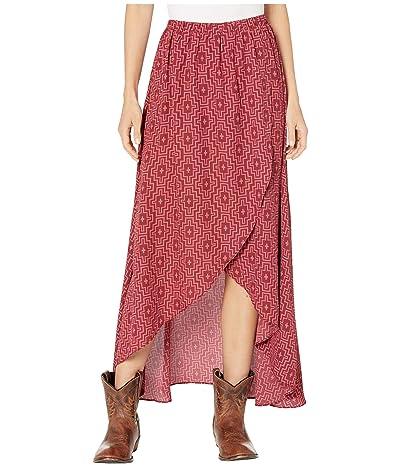 Ariat Borderline Skirt (Ruby Stone) Women