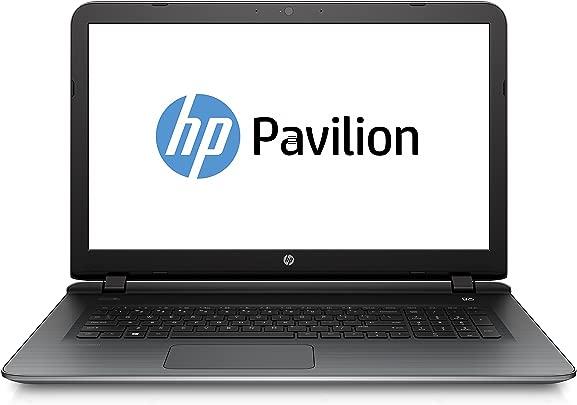 HP Pavilion 17-g023ng N2J00EA 43 9 cm 17 3 Zoll Laptop Intel Core i3-5010U 2 1 GHz GB RAM 500 GB HDD Intel HD-Grafikkarte 5500 B amp O Lautsprecher HD BrightView-Bildschirm FreeDos silber Schätzpreis : 449,95 €