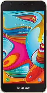 Samsung A2 Core 4G LTE Factory Unlocked Dual Sim 16GB (SM-A260G/DS) International Version, No Warranty (Gold)