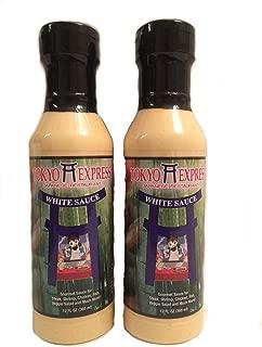Tokyo Express Gourmet White Sauce 2 Pack 12 Oz
