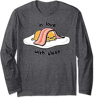 In Love with Sleep Long Sleeve Shirt