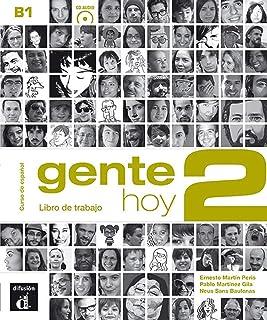 Gente Hoy 2 Libro de trabajo + CD: Gente Hoy 2 Libro de trabajo + CD: Vol. 2