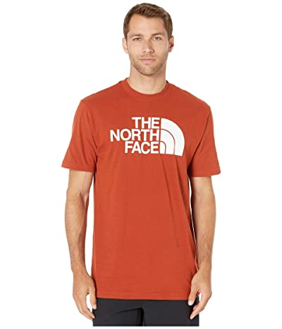 The North Face Short Sleeve Half Dome T-Shirt (Picante Red) Men