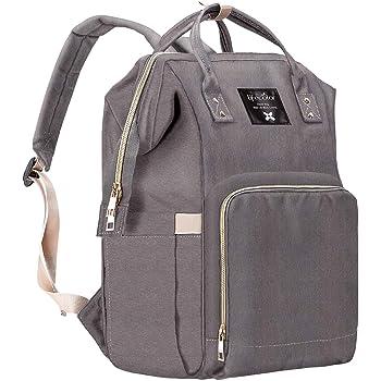 Sac /à langer /étanche Lot de 5 sacs /à langer multifonction pour b/éb/é