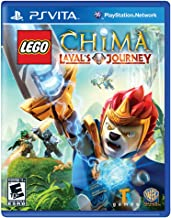 LEGO Legends of Chima: Travel Laval - PlayStation Vita