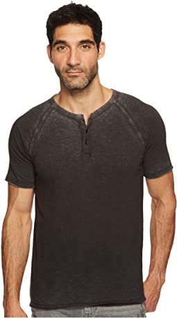 Lucky Brand - Pigment Dyed Henley