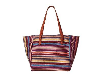 SAS Faye (Lava Stripe) Handbags