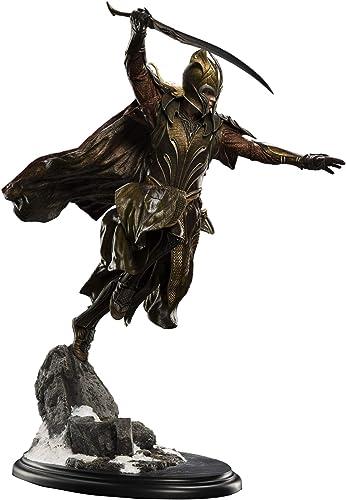 orden ahora disfrutar de gran descuento Hobbit The Battle of The The The Five Armies Statue 1 6 Mirkwood Elf Soldier Weta  ahorra hasta un 30-50% de descuento