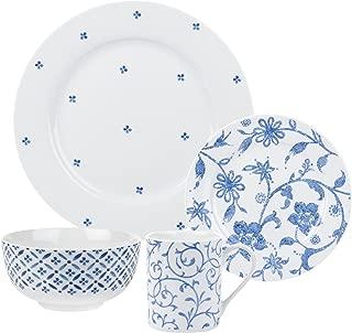 Best spode blue indigo 16 piece set Reviews