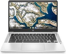 "HP Chromebook 14 - 14"" HD Non-Touch Intel Pentium Silver N5000, Intel UHD Graphics 605, 4GB RAM,..."