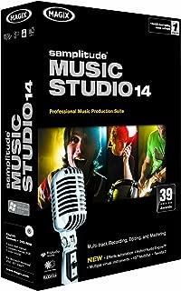 Samplitude Music Studio 14