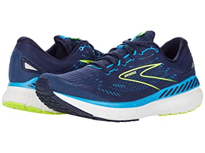 Brooks Glycerin GTS 19 (Navy/Blue/Nightlife) Men