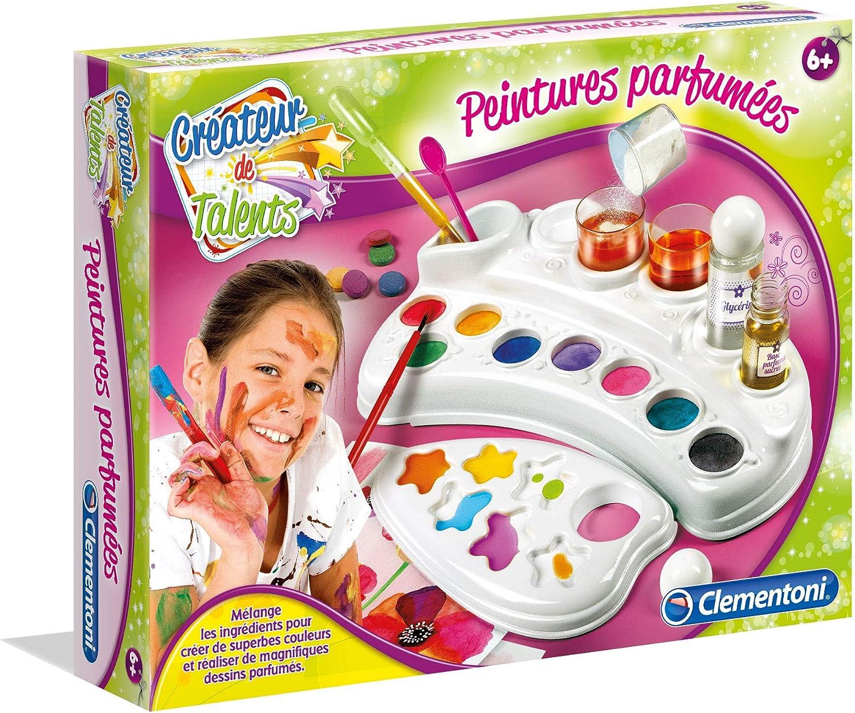 Clementoni   Peinture parfumée (French Game)