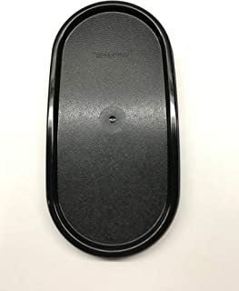 Tupperware Modular Mates OVAL Replacement Seal / Lid ONLY - BLACK