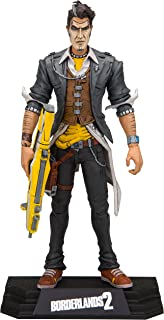 McFarlane Toys Borderlands Handsome Jack Collectible Action Figure