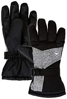 Winter Ski & Snowboard Gloves with Leashes - Waterproof & Windproof