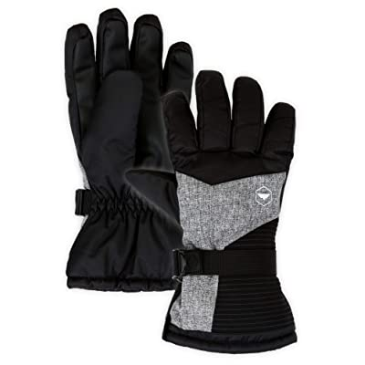 Winter Ski  Snowboard Gloves with Wrist Leashes...