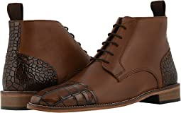 Franco Cap Toe Lace-Up Chukka Boot