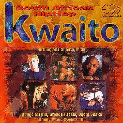 Kwaito - South African Hip Hop de Various artists sur
