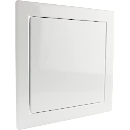 Revisionsklappe Revisionst/ür Wartungs-Inspektionsklappe Edelstahl poliert 200 x 200 mm MKK 20126-002
