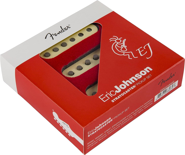 Fender 099-2248-000 Kit de recolección Eric Johnson Strat