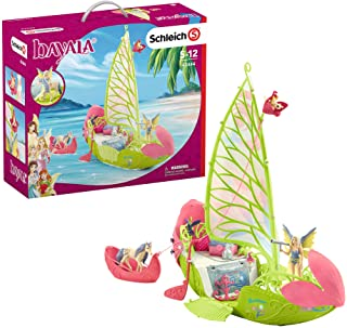 Schleich bayala Sera's Magical Flower Boat 19-piece Imaginative Playset for Kids Ages 5-12