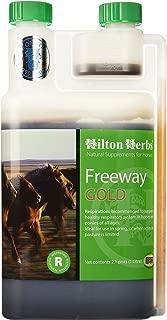 Hilton Herbs Freeway Gold Liquid Respiration Supplement for Horses, 2.1pt Bottle