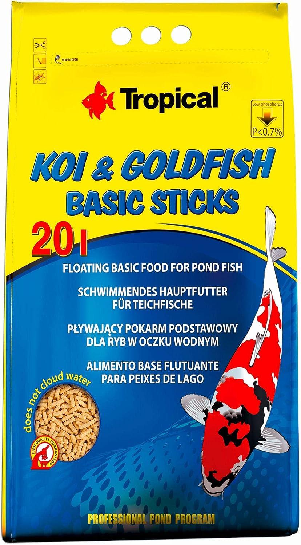 Tropical koi Basic Stick 10 L