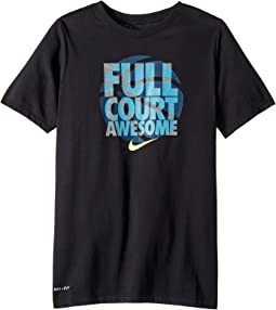 Nike Kids - Dry Full Court Awesome Basketball Tee (Little Kids/Big Kids)