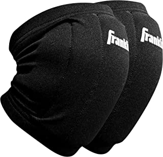 Franklin Sports One Size Fits Most Volleyball Knee Pads - Adult Volleyball Knee Pads