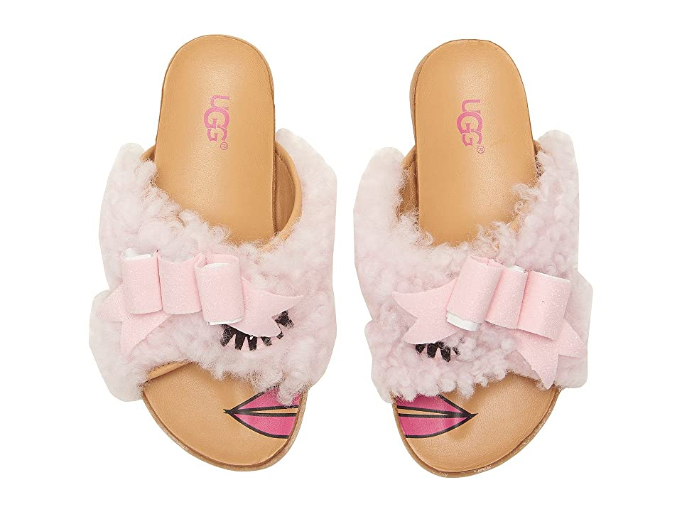 UGG Kids Staceee (Toddler/Little Kid/Big Kid) (Seashell Pink) Girl