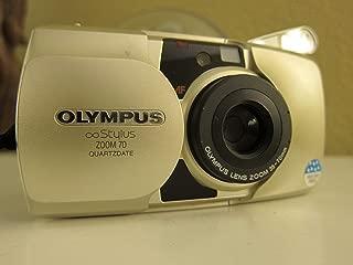 Olympus Infinity Stylus Zoom 70 QD Camera