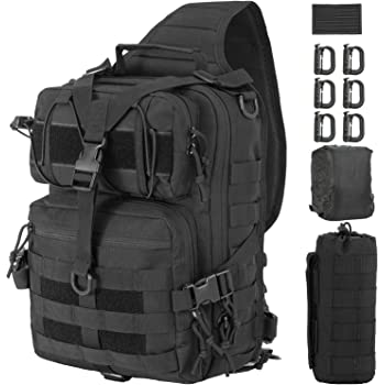 GZ XINXING Tactical Sling Military Shoulder Backpack EDC Assault Range Bags