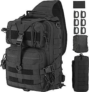 Sponsored Ad - GZ XINXING Tactical Sling Military Shoulder Backpack EDC Assault Range Bags