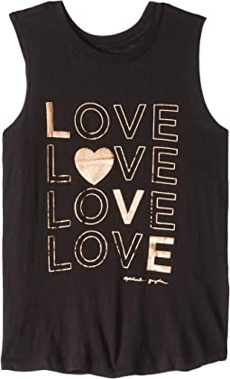 Love Muscle Tank (Toddler/Little Kids/Big Kids)