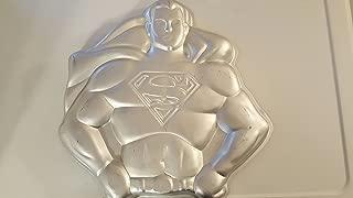 Wilton Superman 1977 DC Comics Cake Pan