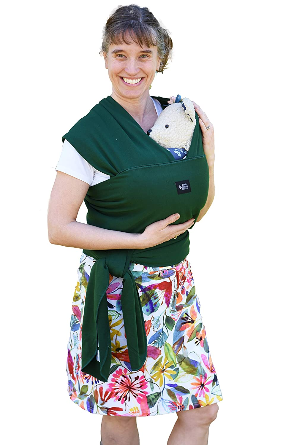Baby Wrap Carrier Soft Department store Breathable Cotton B Stretchy 67% OFF of fixed price