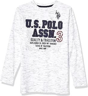 Boys' Long Sleeve Graphic Printed T-Shirt