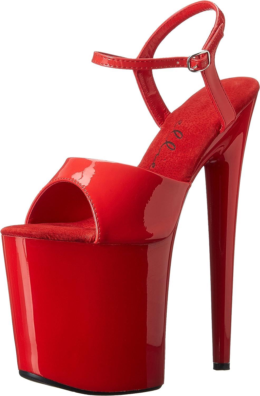 Ellie shoes Women's 850 Juliet Platform Sandal