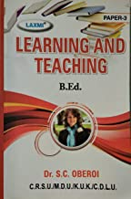 Learning and Teaching (English Medium)