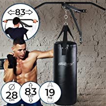 Amazon Co Uk Pull Up Bar And Punch Bag