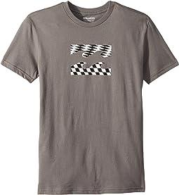 Team Wave T-Shirt (Big Kids)