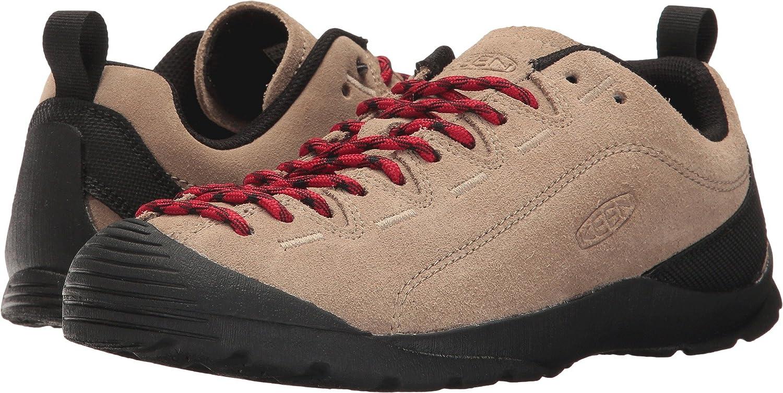 KEEN Women's Jasper Suede Leather Climbing Approach Sneaker
