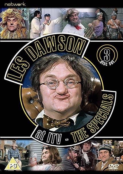 Amazon Com Les Dawson At Itv The Specials Dvd Movies Tv
