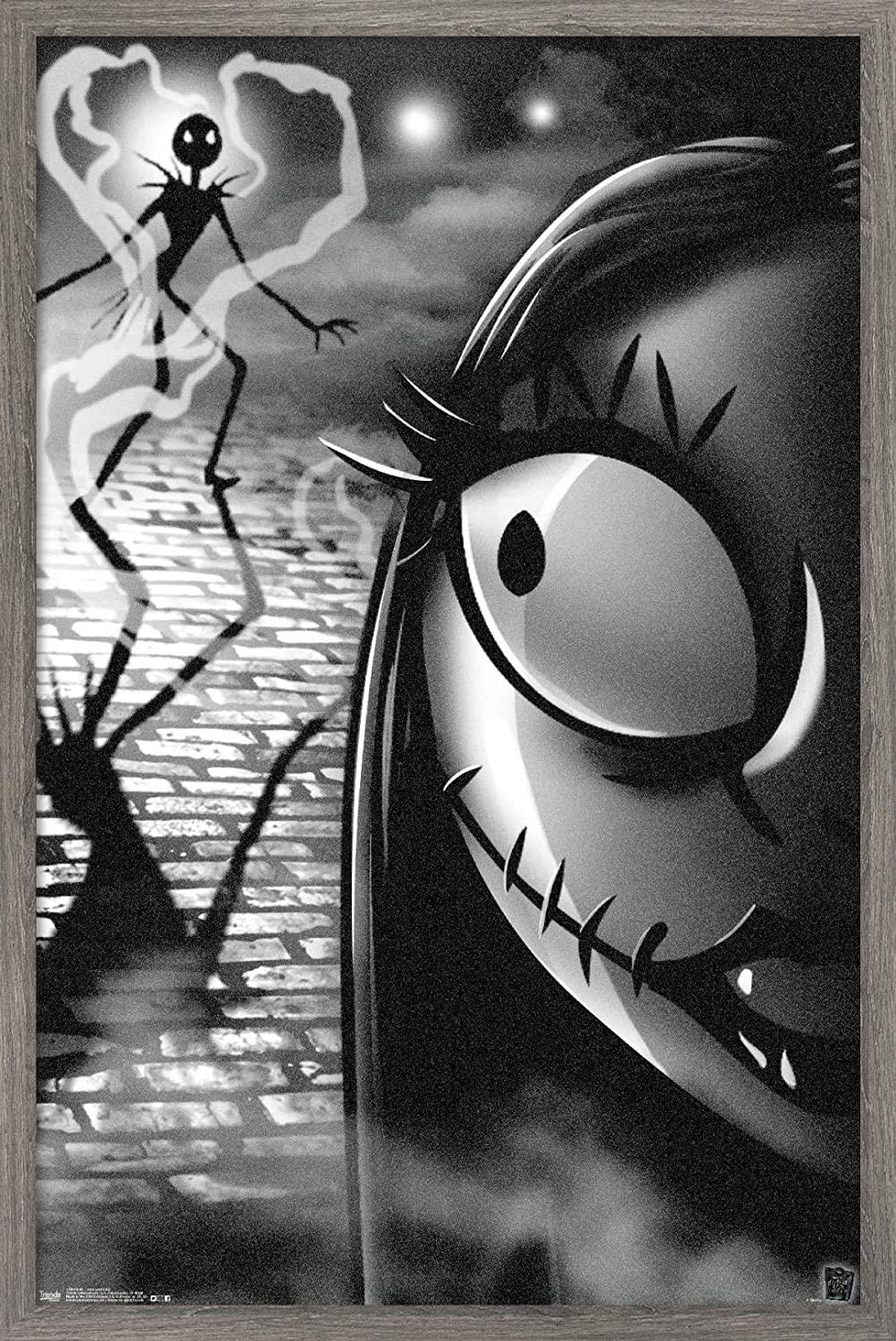 Trends International Credence Disney Tim Time sale Burton's The Nightmare Before Ch