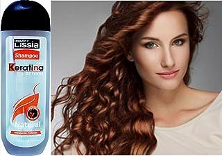 Keratina Shampoo Con Silicona (Keratin and Silicone Shampoo) 580ml By Lissia