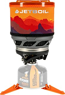 Jetboil MiniMo Camping and Backpacking Stove Cooking System
