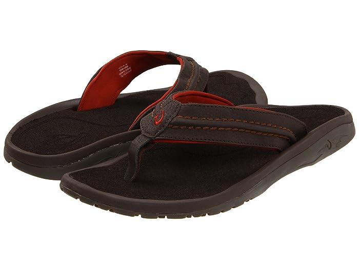 Hokua  Shoes (Dark Java) Men's Sandals