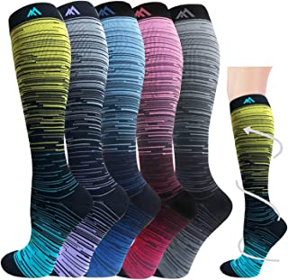 Graduated Medical Compression Socks for Women&Men...
