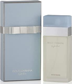 D & G Light Blue By Dolce & Gabbana For Women. Eau De Toilette Spray 3.3 Ounces